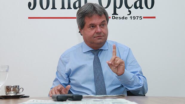 Jayme Rincon deixa a Agetop pra coordenar campanha de José Eliton em Goiânia