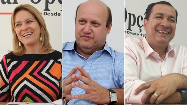 O Entorno de Brasília apresenta três nomes para vice de José Eliton