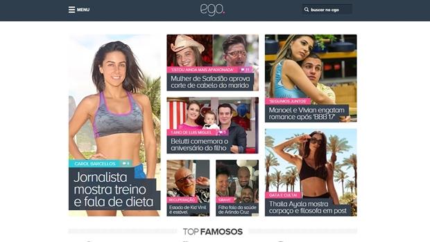 10 manchetes que provam que o Brasil não está preparado para o fim do site Ego