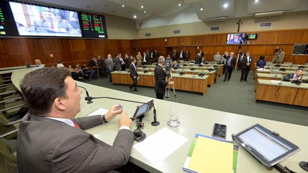 """""""Assembleia deu condições para governo se destacar nacionalmente"""", avalia deputado"""