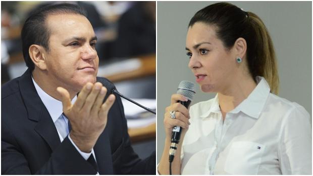 Ataídes Oliveira joga para ter Cinthia Ribeiro refém