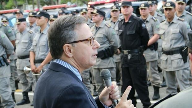 Secretário de Segurança Pública anuncia MBA em Inteligência para forças policiais