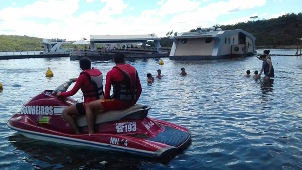 Bombeiros registram quatro mortes por afogamento em Goiás durante feriado