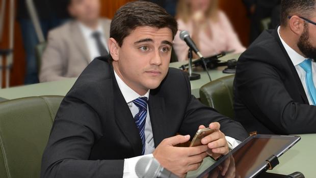 Diego Sorgatto quer disputar prefeitura de Luziânia e diz que não pensa em deixar o PSDB