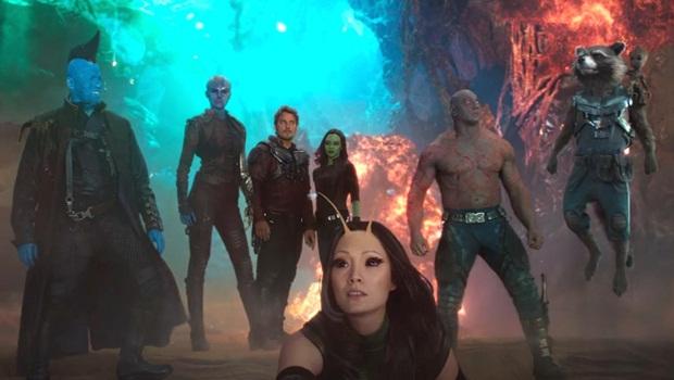 """""""Guardiões da Galáxia Vol. 2"""" é o elo forte da Marvel no cinema"""
