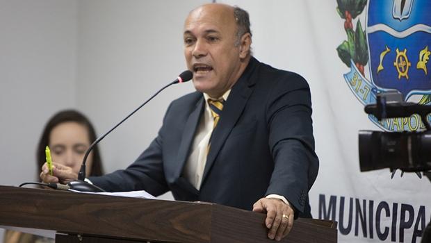 Vereador diz que gestão Roberto Naves está resgatando autoestima de Anápolis