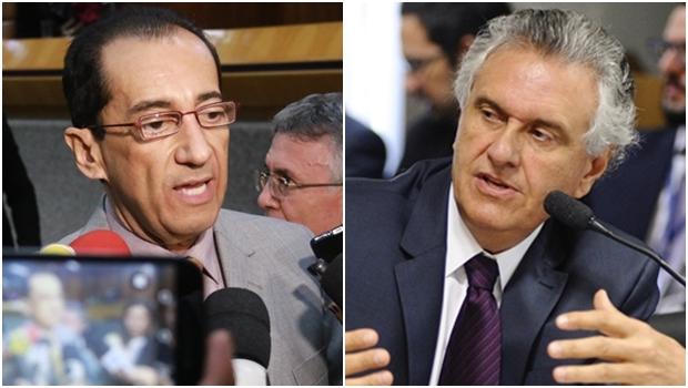 """Kajuru diz que Caiado só disputa o governo se tiver o apoio do PMDB. """"Daniel Vilela deveria ser vice"""""""
