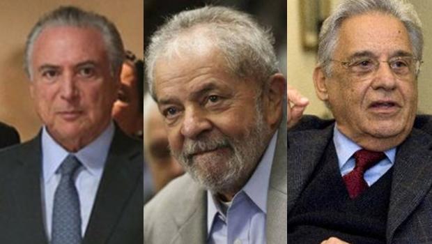 Temer nega acordão com ex-presidentes, em entrevista a emissora de rádio