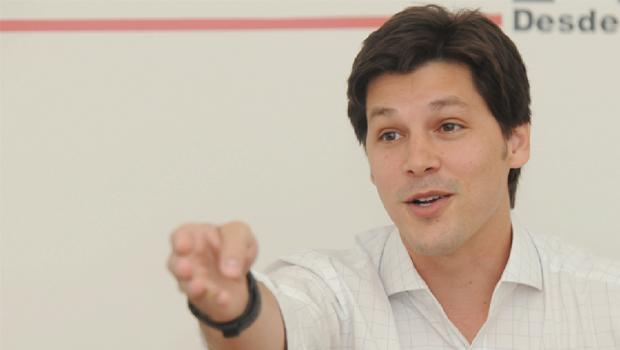 Daniel Vilela diz que Caiado precisa entender que momento é de renovação e que PMDB tem candidato