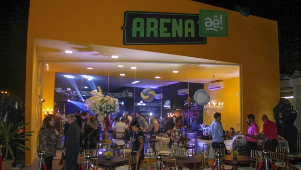 Record Goiás faz shows exclusivos em stand da pecuária