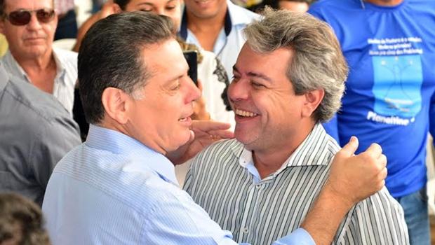 Marconi Perillo vai repassar recursos para prefeitos do PMDB mas não discute política para eles