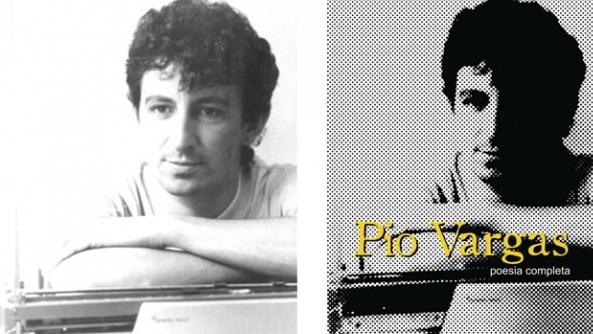Livro de Pio Vargas e opúsculos editados pelo poeta serão lançados nesta quinta-feira