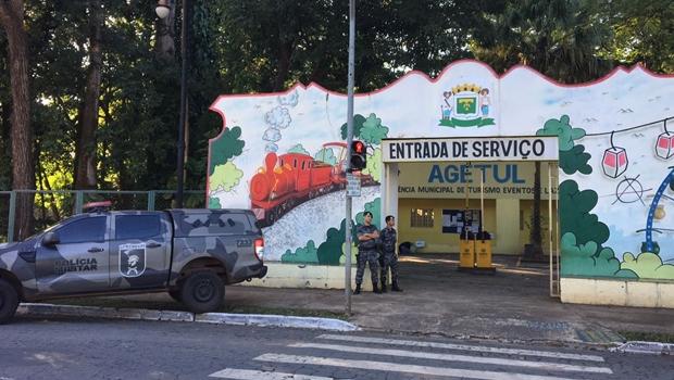 Justiça prorroga prisão de investigados por esquema em parques de Goiânia