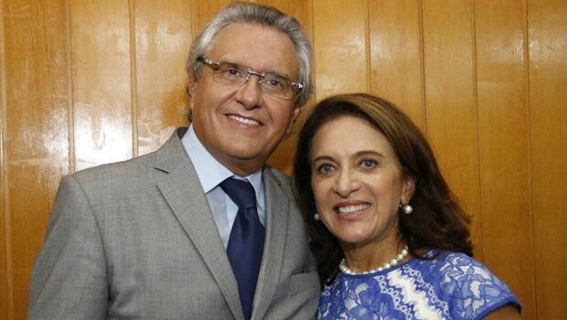 Gracinha Caiado tem participação ativa na pré-campanha a governador do marido