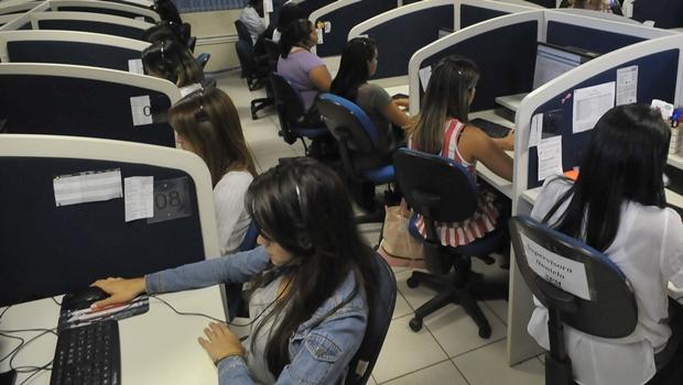 Sine Goiânia oferece 500 vagas de emprego em empresa de call center