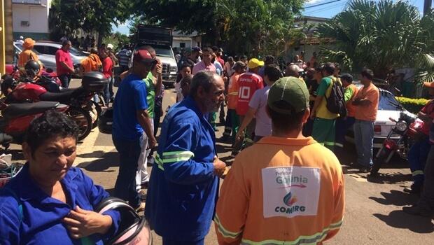 Trabalhadores da Comurg suspendem greve até segunda-feira (8/2)