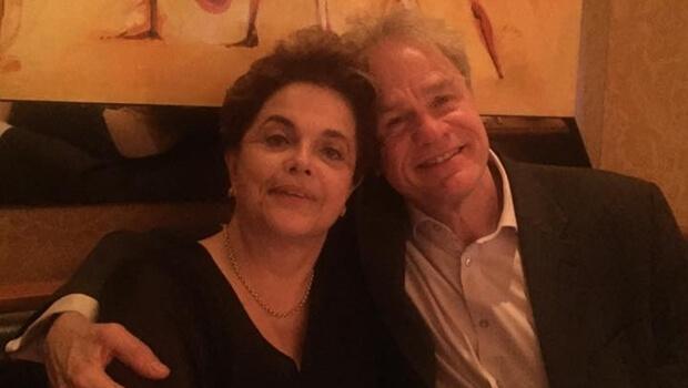 """Apontado como """"novo affair"""" de Dilma, professor norte-americano é gay"""