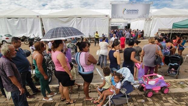 Águas Lindas de Goiás recebe 53ª edição do Governo Junto de Você