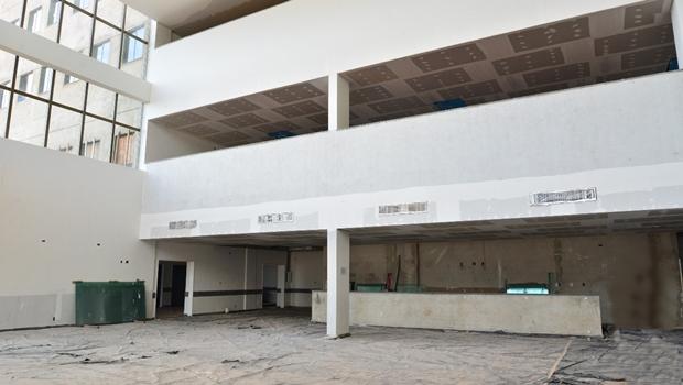 Hospital do Servidor deve ser inaugurado em outubro