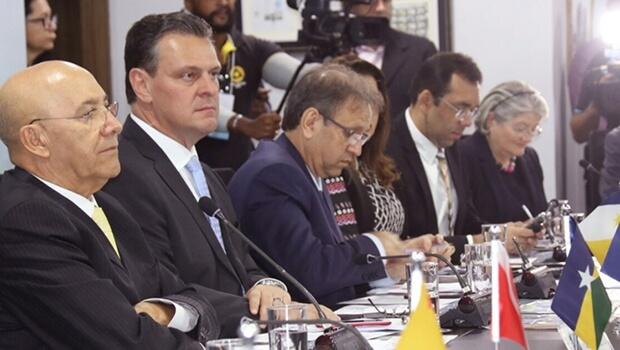 Governadores assinam protocolo para criação do Consórcio Amazônia Legal