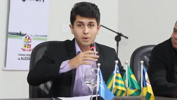 Vereador de Alexânia desabafa e cobra reação de prefeito