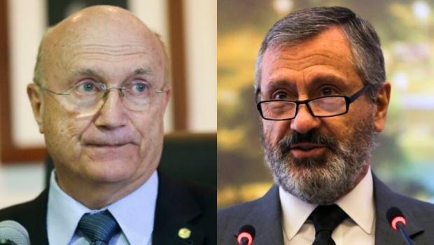 Temer troca Osmar Serraglio por Torquato Jardim no Ministério da Justiça