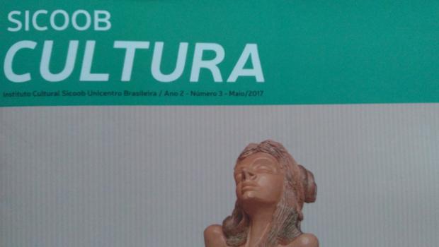 Instituto cultural lança terceiro número de revista sobre artes e letras de Goiás