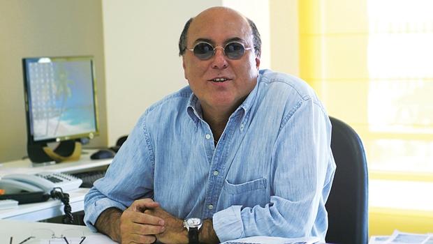 Morre o publicitário José Mário da Cunha. Ele sofreu um infarto