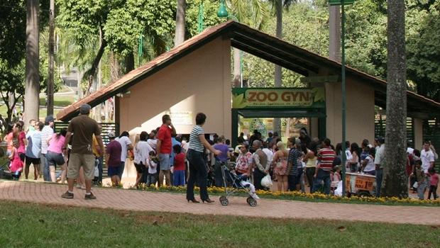 Zoológico de Goiânia permanece com sistema de bilheteria que possibilita fraude