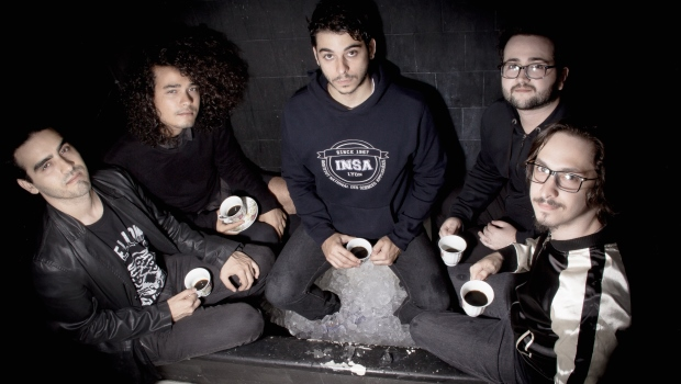 Um ano após pausa, Caffeine Lullabies volta à ativa em shows ao lado da banda Chuva Negra