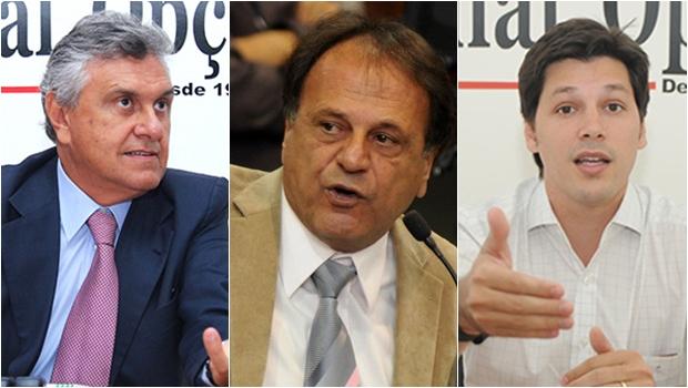 Adib Elias sugere que Ronaldo Caiado é candidato pra ganhar e Daniel Vilela é candidato pra disputar
