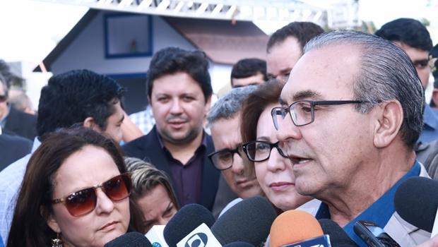 """""""Trindade está preparada para receber os 3 milhões de romeiros"""", diz Jânio Darrot"""