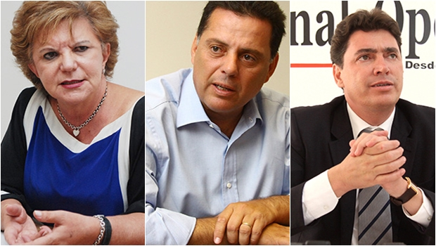 Marconi Perillo vai ficar com Lúcia Vânia ou com Wilder Morais para parceiro de chapa?