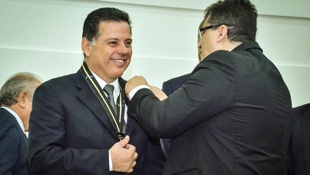 """""""Jamais deixarei dereconhecer o que a Assembleia de Deus fez e faz para Goiás"""", diz Marconi"""