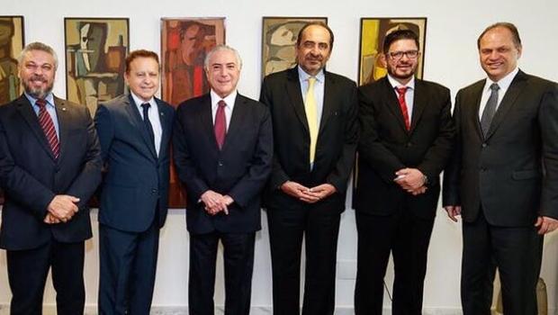 Conselho Gestor Nacional reúne com prefeitos Kalil e Medioli para fechar novo comando do PHS em Minas Gerais