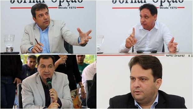 Deputados federais e estaduais apontam 10 prefeitos que consideram atuantes e realizadores