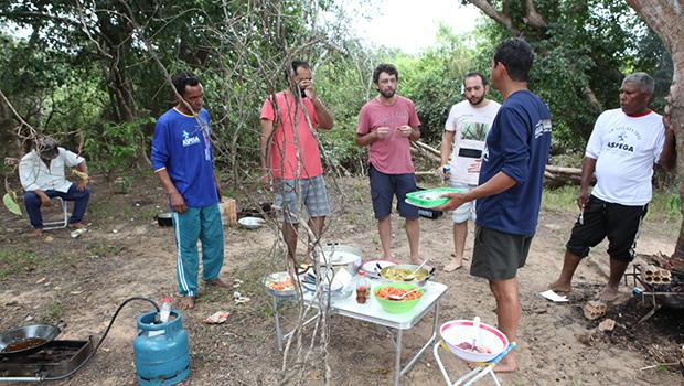 """""""Circuito Araguaia Pesca e Praia"""" estimula empreendimentos nas áreas de pesca esportiva e ecoturismo"""