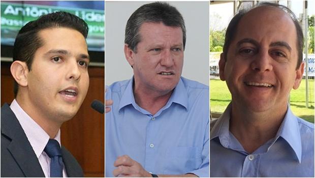 Giuseppe Vecci e o PTB de José Antônio e o PSB de Gugu Nader se estranham em Itumbiara