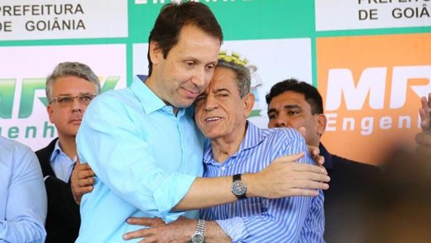 Iris Rezende pode renunciar em 2020 pra Andrey Azeredo disputar eleição como prefeito de Goiânia