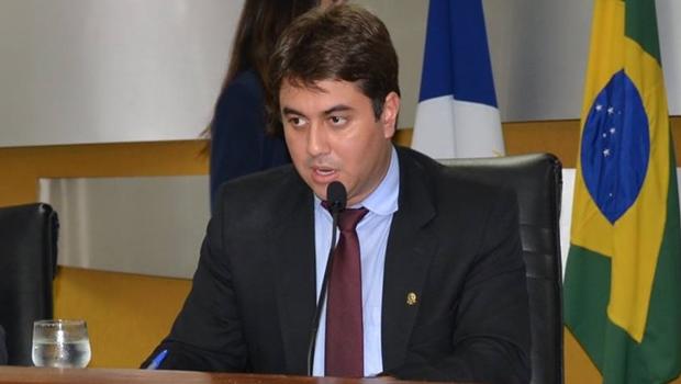 Vereador Diogo Fernandes deixa base de Amastha