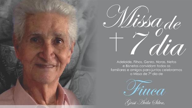 Missa de 7º dia de Gessi Ávila Silva será nesta segunda-feira (26)