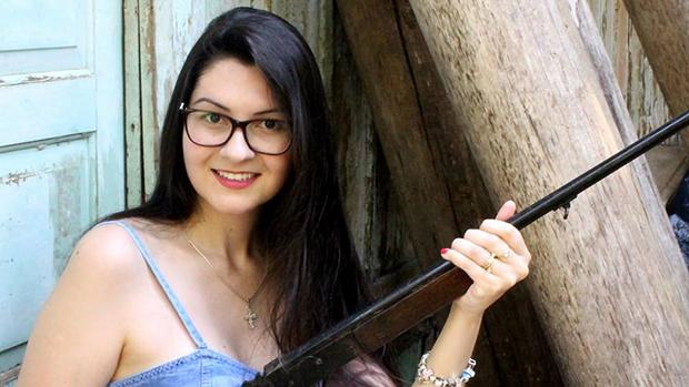 Entrevista com Ana Caroline Campagnolo