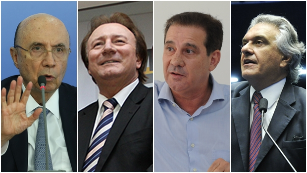 Ronaldo Caiado não vai para o PMDB porque não quer ser o quatro moicano