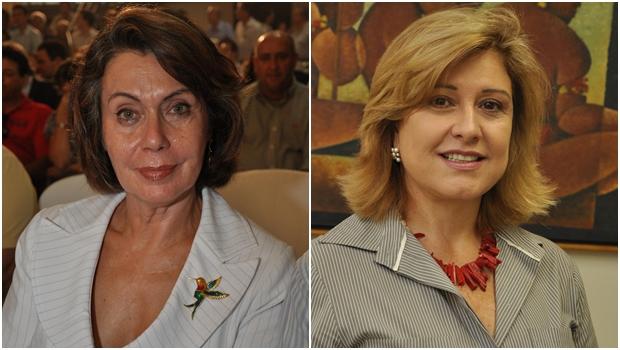 Onaide Santillo e Gláucia Teodoro são cotadas para substituir Eliana França na OVG