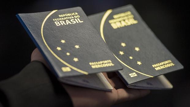PF suspende emissão de passaporte por tempo indeterminado