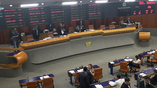 Câmara de Goiânia aprova Orçamento Impositivo