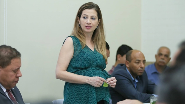 Deputada distrital Sandra Faraj é denunciada pelo MP