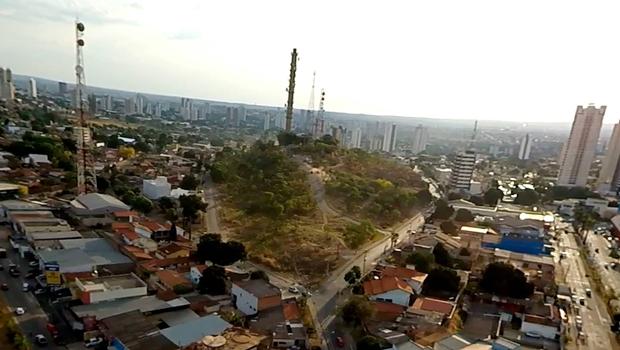 Avança implantação do Parque Estadual da Serrinha