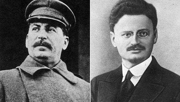 Biografia sugere que Stálin derrotou Trotski porque era pragmático e não porque fosse um monstro