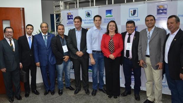 Com foco na modernização, Câmara de Palmas e Senado atuam no fortalecimento do Legislativo